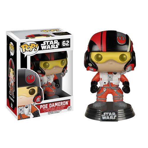 Funko Pop Vinyl - Star Wars VII: Poe Dameron