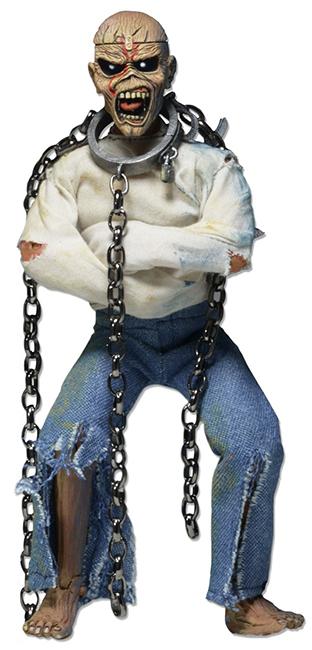 Iron Maiden - Eddie Piece of Mind Clothed Figure