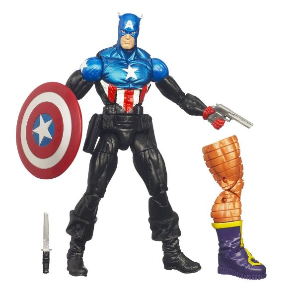 Marvel Legends Arnin Zola Baf - Captain America