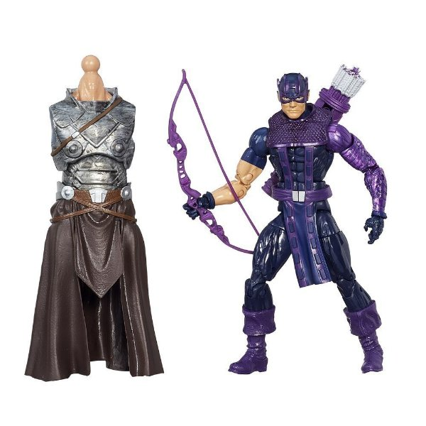Marvel Legends Infinite Series Odin - Hawkeye