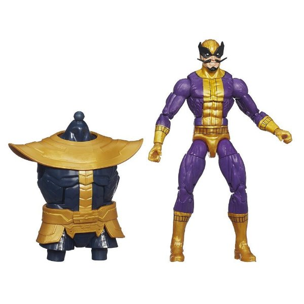 Marvel Legends Infinite Series Thanos - Batroc