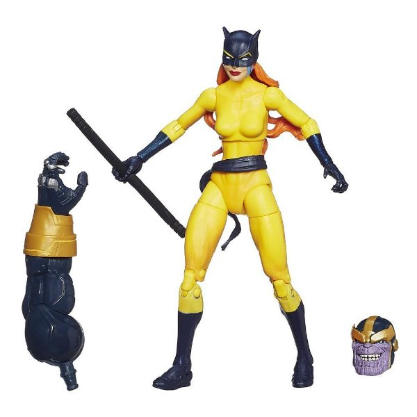 Marvel Legends Infinite Series Thanos - Fierce Fighters Hellcat