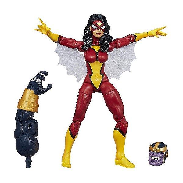 Marvel Legends Infinite Series Thanos - Fierce Fighters Spider-Woman