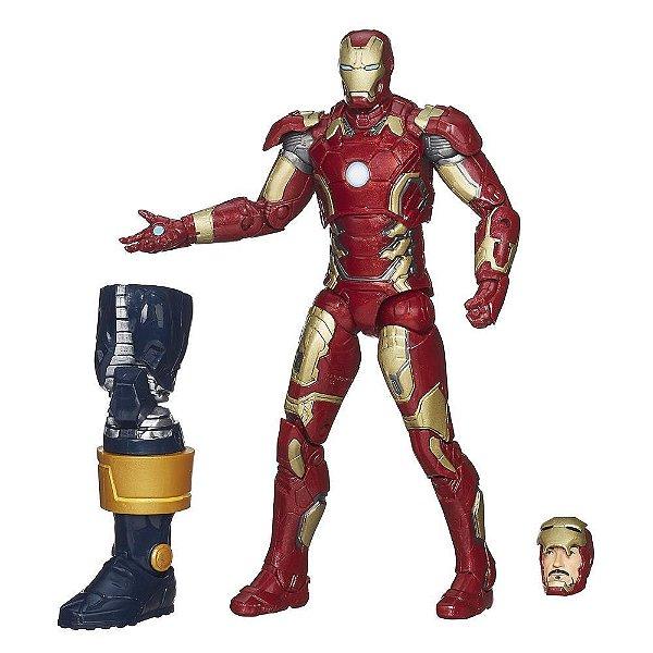 Marvel Legends Infinite Series Thanos - Iron Man Mark 43