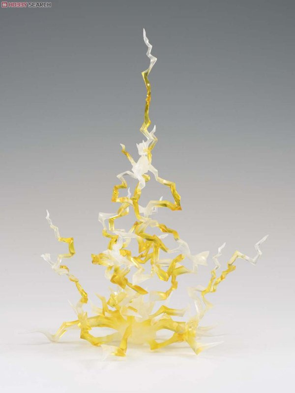 Tamashii Soul Effect Thunder Yellow