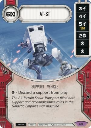 SW Destiny - AT-ST
