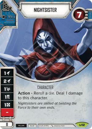 SW Destiny - Nightsister