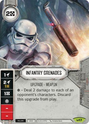 SW Destiny - Infantry Grenades