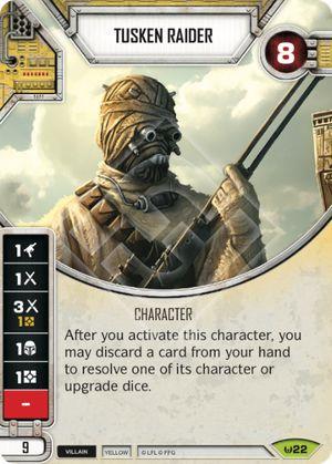 SW Destiny - Tusken Raider