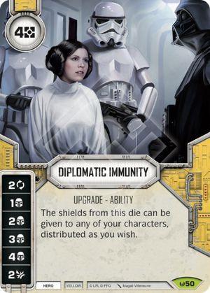 SW Destiny - Diplomatic Immunity