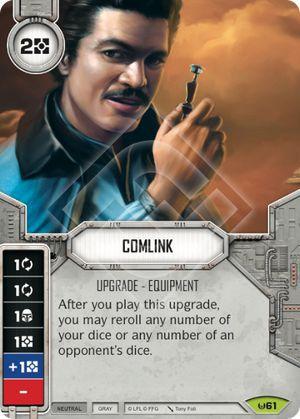 SW Destiny - Comlink