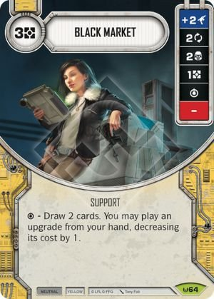SW Destiny - Black Market
