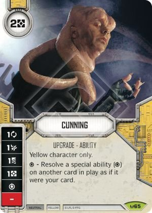 SW Destiny - Cunning