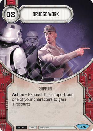 SW Destiny - Drudge Work