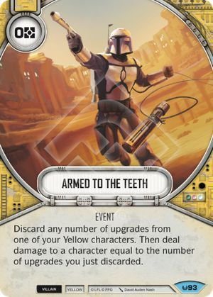 SW Destiny - Armed to the Teeth