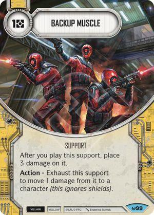 SW Destiny - Backup Muscle
