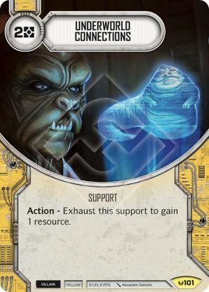 SW Destiny - Underworld Connections