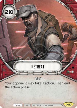 SW Destiny - Retreat