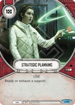 SW Destiny - Strategic Planning