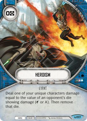 SW Destiny - Heroism
