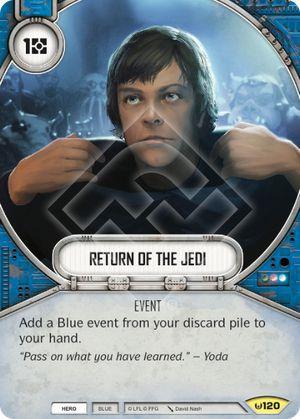 SW Destiny - Return of the Jedi