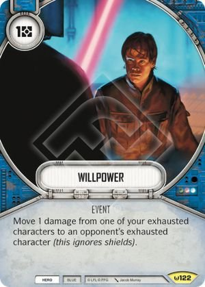 SW Destiny - Willpower