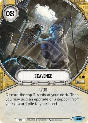 SW Destiny - Scavenge
