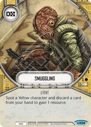 SW Destiny - Smuggling
