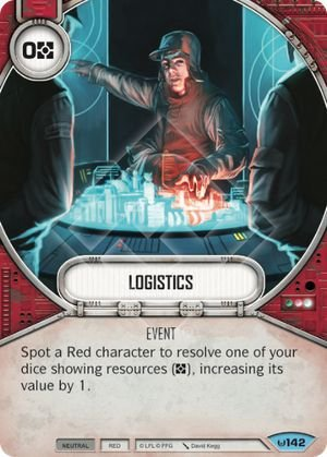 SW Destiny - Logistics