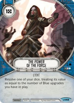 SW Destiny - The Power of the Force