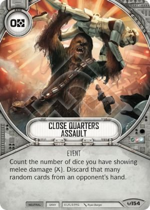 SW Destiny - Close Quarters Assault