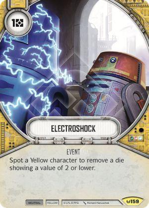 SW Destiny - Electroshock