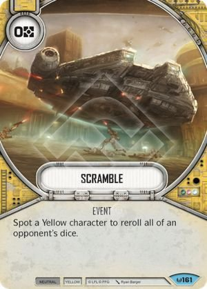 SW Destiny - Scramble