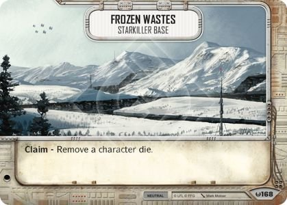 SW Destiny - Frozen Wastes Starkiller Base