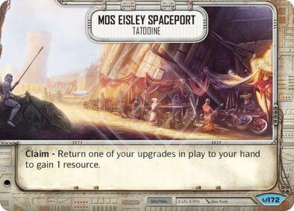 SW Destiny - Mos Eisley Spaceport Tatooine