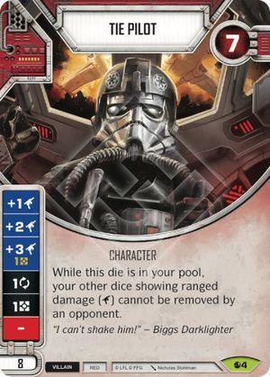 SW Destiny - TIE Pilot