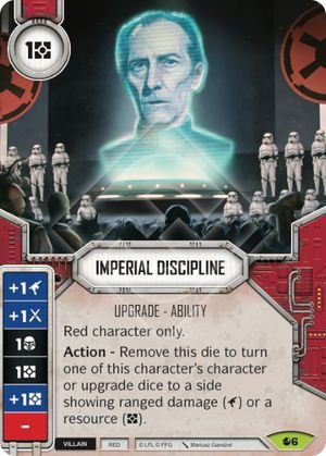 SW Destiny - Imperial Discipline