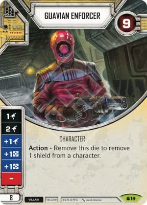 SW Destiny - Guavian Enforcer
