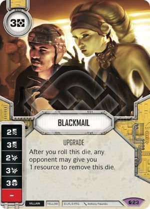 SW Destiny - Blackmail