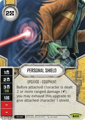 SW Destiny - Personal Shield