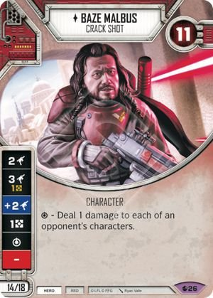 SW Destiny - Baze Malbus Crack Shot