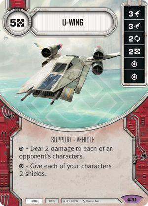 SW Destiny - U-Wing