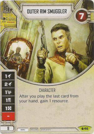 SW Destiny - Outer Rim Smuggler