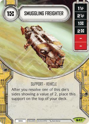 SW Destiny - Smuggling Freighter