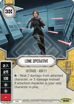 SW Destiny - Lone Operative