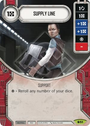 SW Destiny - Supply Line