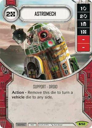 SW Destiny - Astromech