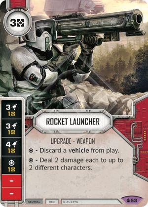 SW Destiny - Rocket Launcher