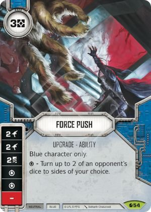 SW Destiny - Force Push