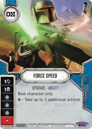 SW Destiny - Force Speed